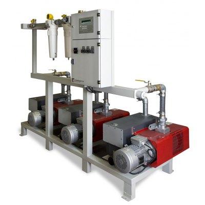 G.Samaras S.A. Medical Gas Systems | Medical Vacuum Central Systems (MVCS)  - Medical Vacuum Central Station